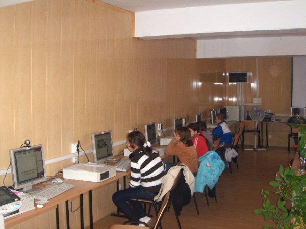Sala informatica